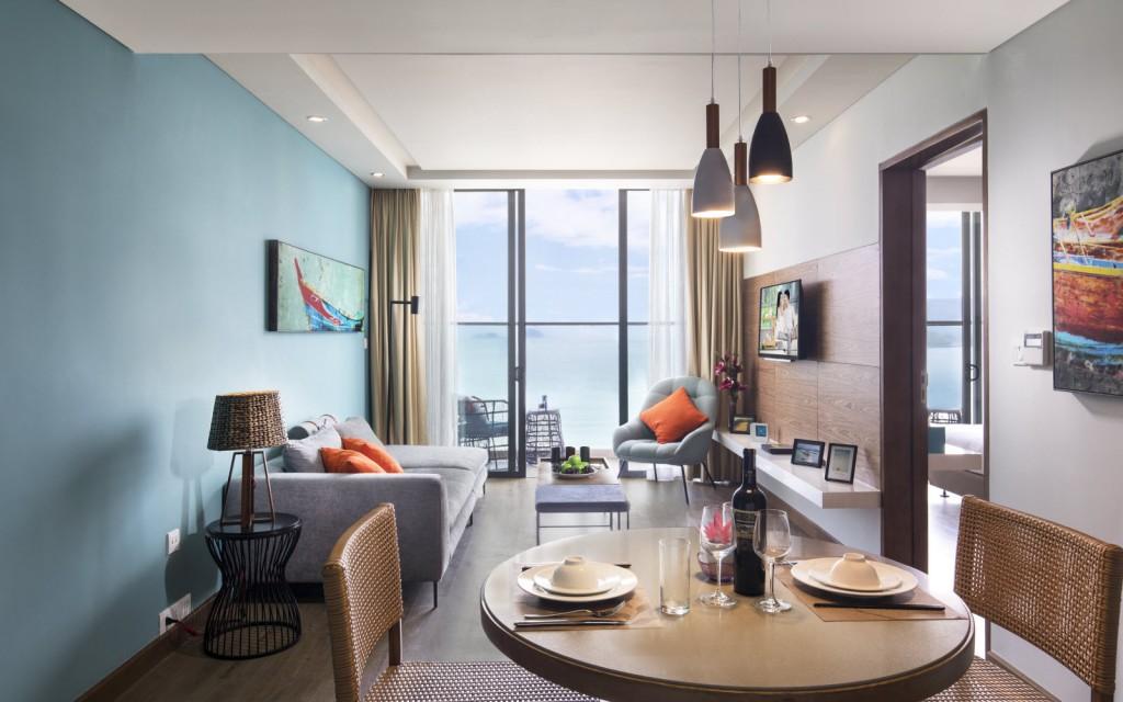 Citadines Hotel Room Views - Challenge Vietnam