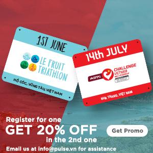 Sponsor Triathlon - Challenge Vietnam