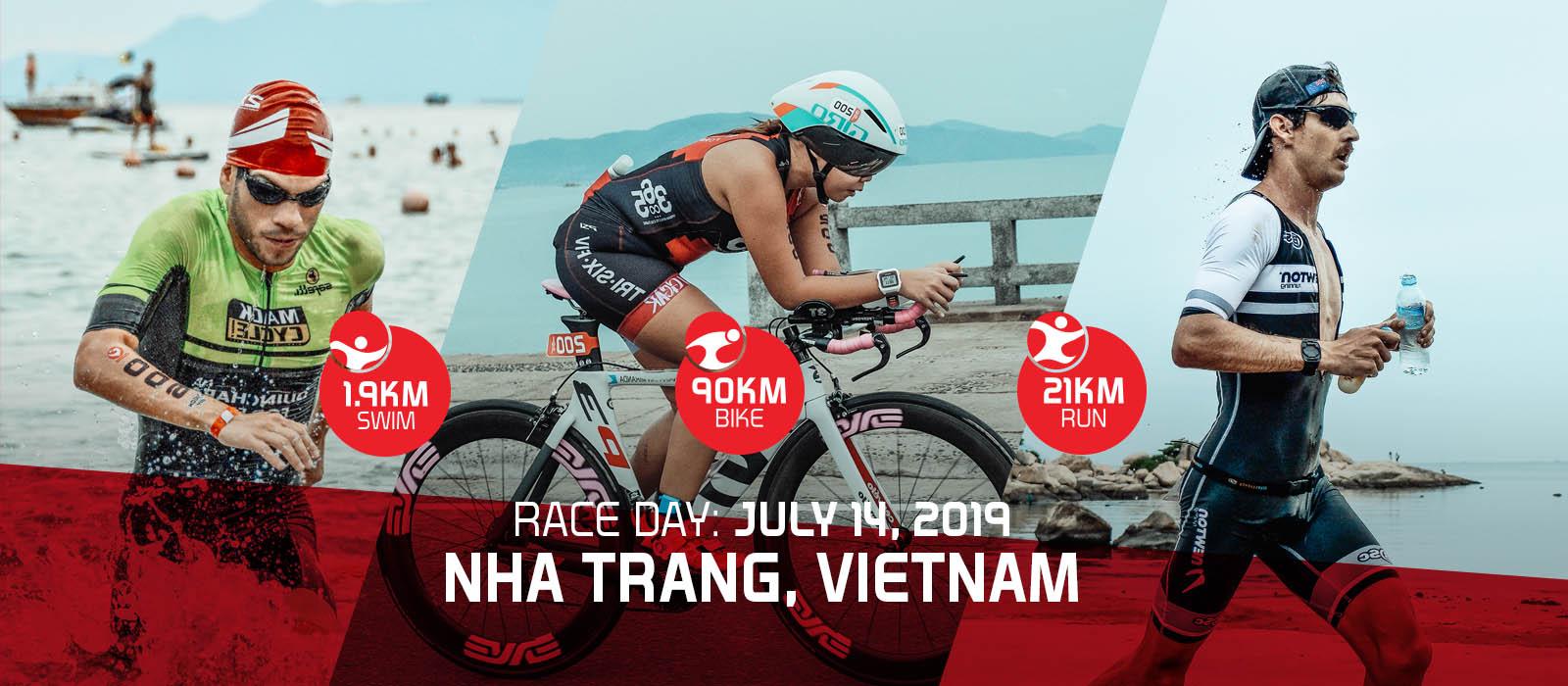 IPPGroup Challenge Vietnam 2019 Triathlon - 2nd Edition