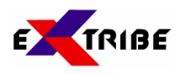 Extribe Logo - Challenge Vietnam