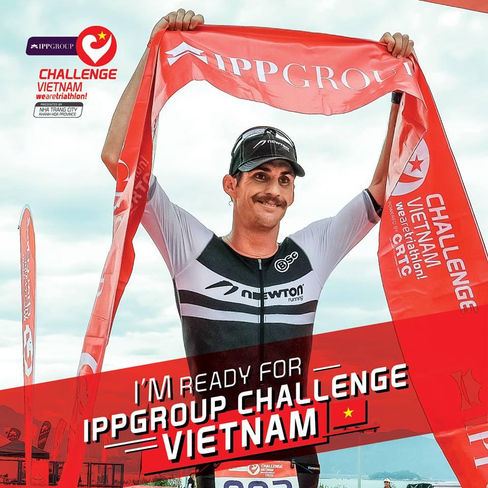 Mitchell Robins - Challenge Vietnam