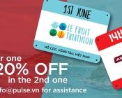 Le Fruit - Challenge Vietnam 20% Off